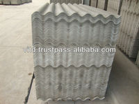 100% non asbestos cement corrugated sheets