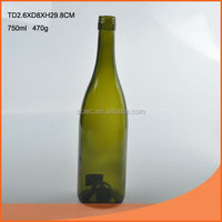 Most popular best sell wine glass bottle cover