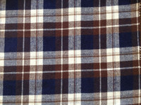 100% cotton flannel fabrics