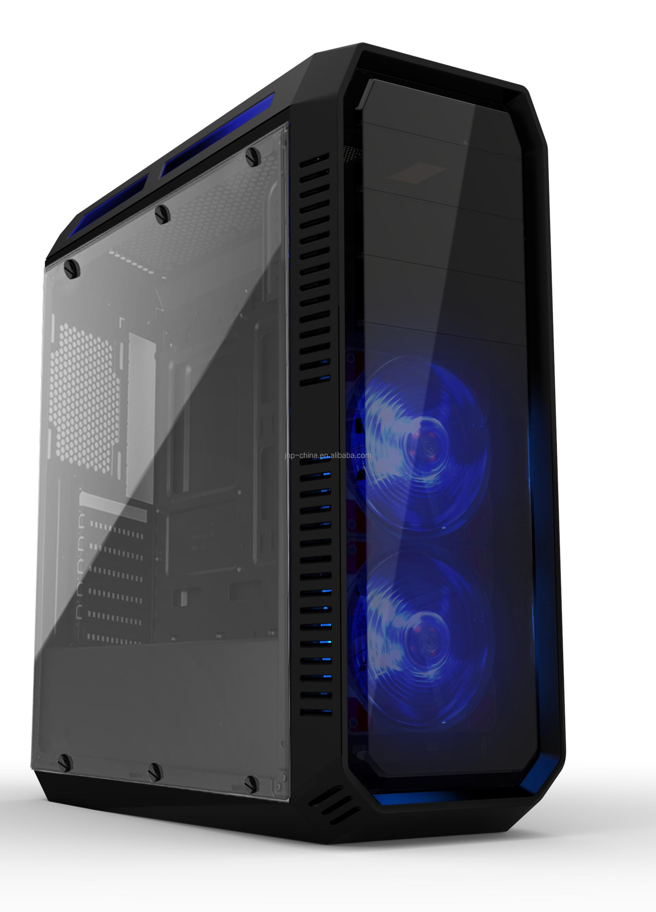 Promotion New design Micro ATX Gaming computer case
