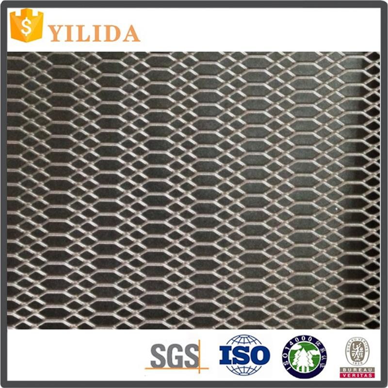 aluminium small hole expanded metal mesh sheet