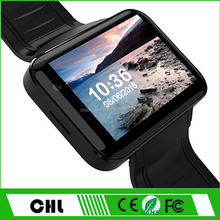 Hot Products 2017 Smart Watch Heart Rate Dm98 Touch Screen Bluetooth 4.0 Android Wifi Watch Phone with Nano Sim Card