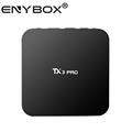 android tv box hdmi rooted jailbroken xbmc kodi 16.1 S905X 1G 8G TX3 Pro Enybox android tv recorder