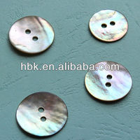 Japanese natural Agoya accessories for clothing shell button
