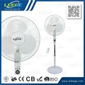 2017 EUROPE America hot sell standing fan with remote