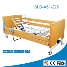 folding beds for adults, hospital bed for home use, best selling low price discount electric beds for the elderly