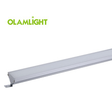 TUV CE RoHS Certification Hanging Ceiling IP44 40W LED Corner Linear Light Outdoor