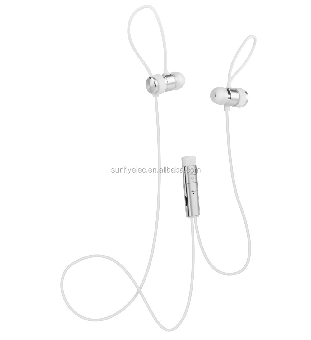2016 Sunfly new self design comfortable on ear hanging Bluetooth headphone with mirco