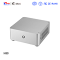 Mini PC manufacturer E-H80 computer case for celeron J1900 CPU