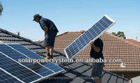 Both AC and DC output 500w 3 flexible solar panels prices