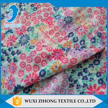 Well-designed fabric polyester fabric printed
