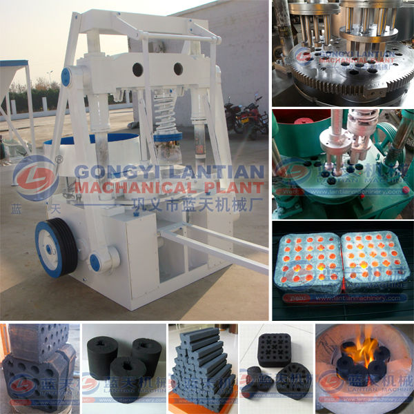 Widely Used Hot Selling Coal Rods Making Machine