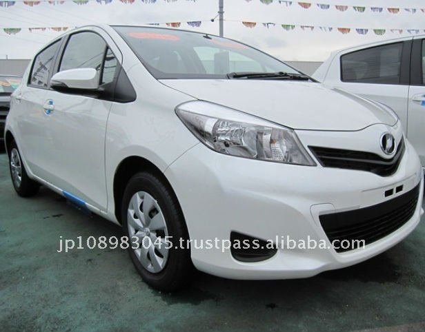 Toyota Vitz Yaris 1300cc Japanese Brand New car