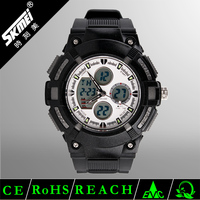 big face sport fashion water resistant digital watches custom your own logo