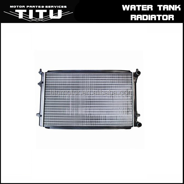 auto water tank radiator 5Q0121251EQ suitable for golf