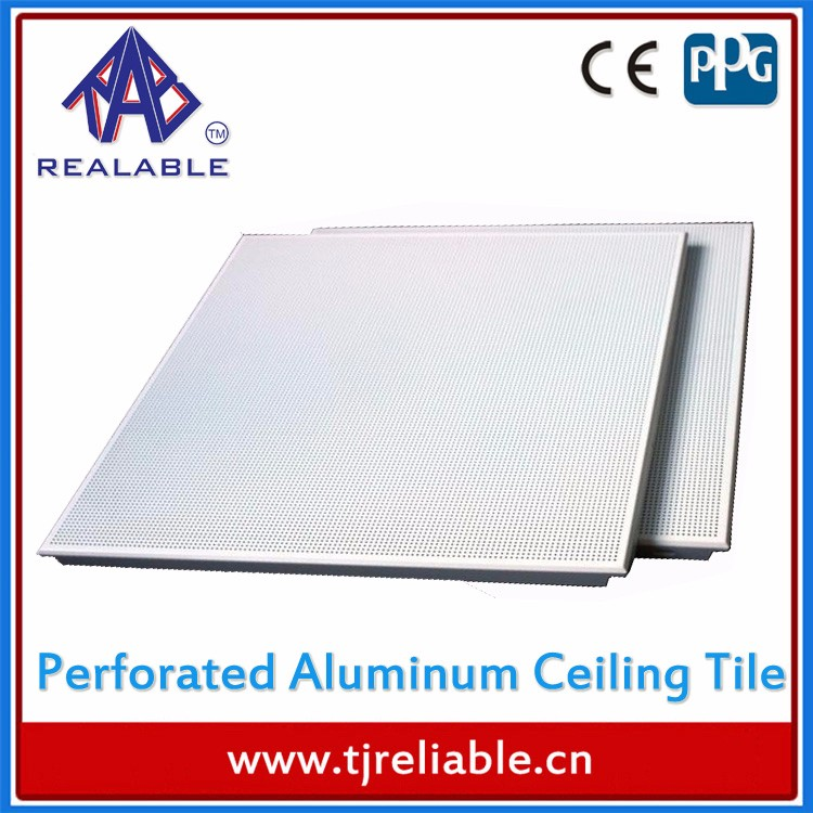 Building Materials Alucobond Aluminum Perforated Wall Cladding Panel