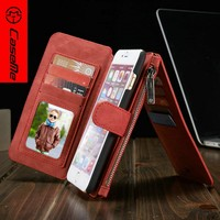 For iphone 6 case Wood pattern PU Wallet Stand Flip Cell phone case