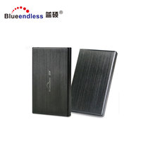 BS-U23T Portable hard drive enclosure Support 1TB hdd case 2.5 Inch hdd enclosure