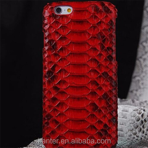 Wholesale For <strong>iphone</strong> 6 Hard Phone Case Cover , Real Python Snakeskin back cover for <strong>iphone</strong>