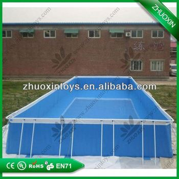 Above ground portable swimming pools buy balloon for Portable above ground swimming pools
