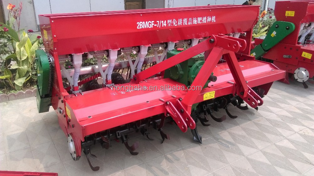 2015 model rotary seed drill,Seeder,No-tillage seed drill
