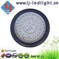 Factory Offer 147W Grow LED Lamp Full Spectrum Mini UFO Grow LED Light 49*3W for Aeroponic system, Hydroponic System