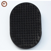 Pet accessories personalized rubber massage comb hair clean brushes