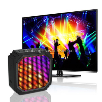 LED bluetooth speaker with cheap price & high quality micro bluetooth speaker used in car