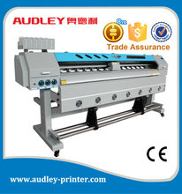 1.8m large format solvent outdoor printer spectra audley print heads dx5 ADL-A1951