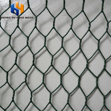 pvc coated stainless steel bird wire mesh chicken cage