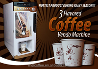 Instant Coffee Vendor Coin Operated F303v