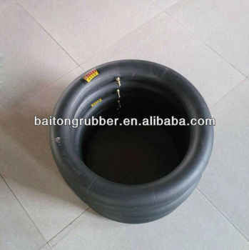 good quality motorcycle inner tubes Qingdao factory Baitong