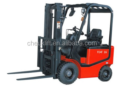 Performance excellence Battery forklift truck FE4F16/18(DC)