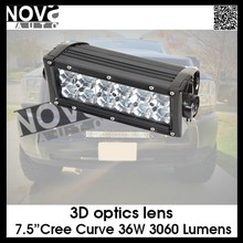 Wholesales Price!! 4x4 boat pickup lighting 72W 13.5Inch Off-road LED Light Bar