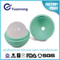FDA/LFGB Standard Silicon Cooling Ball Shape Ice Cube Tray Freezers