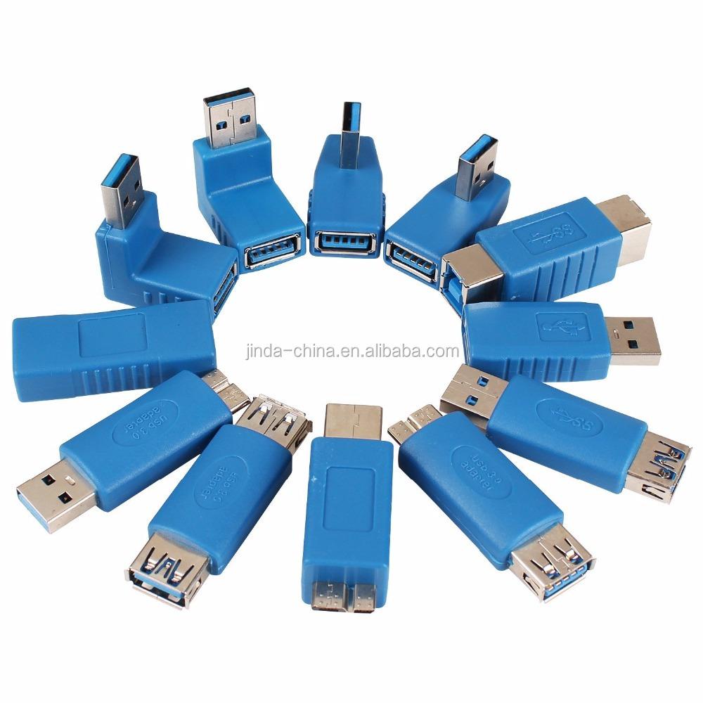 USB 3.0 B Micro ou Mini Mâle à Femelle Adaptateurs - ANKUX Tech Co., Ltd