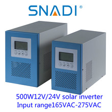 Manufacturer power inverter pure sine wave 500W 220VAC dc to ac inverters