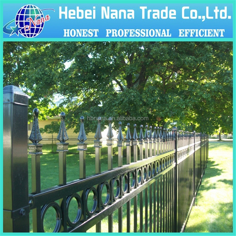 alibaba 2015 hot sale factory whosesale high quality low price beautiful Cheap No Dig Fence