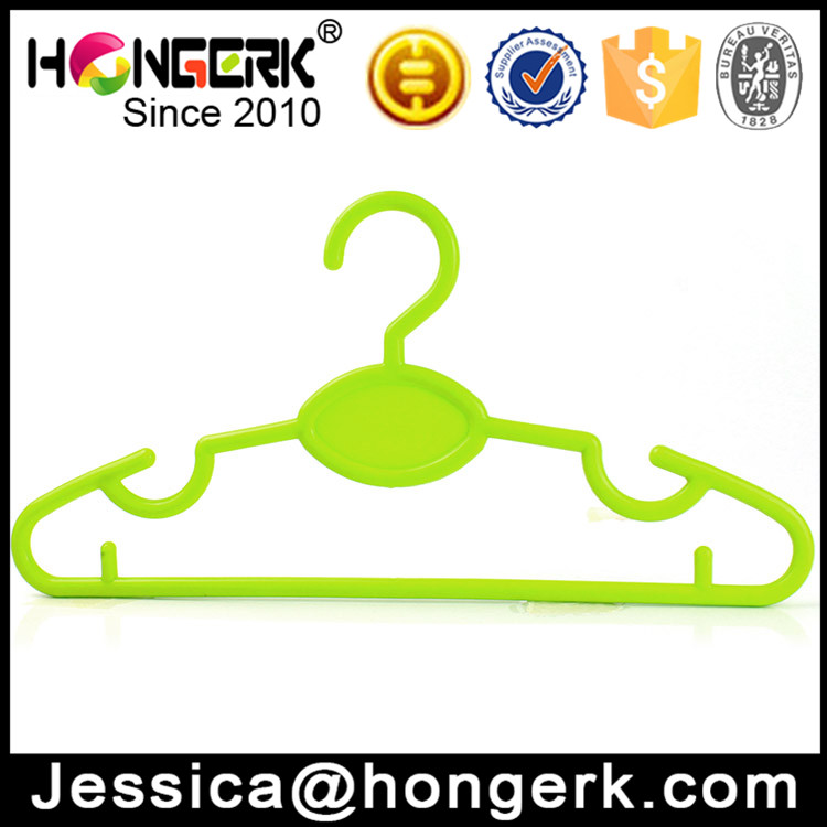 green plastic swivel hangers for clothes,coat,belt
