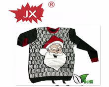 ugly music lighting christmas knitted sweater