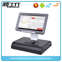 all in one touch screen pos android . android pos with wifi