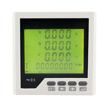 3D3Y panel size 96*96 3 phase ac digital electrical panel <strong>meter</strong>