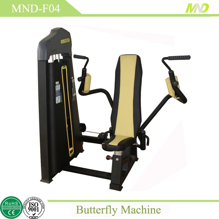Commercial Gym Equipment Fitness Equipment Body building Equipment Butterfly Machine MND Fitness