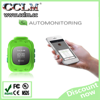 High Quality Waterproof gps kids tracker personal gps watch for kids/children smart phone