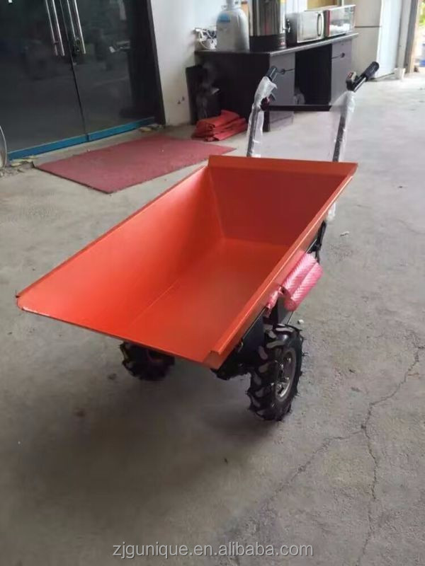 Electric garden cart power garden cart
