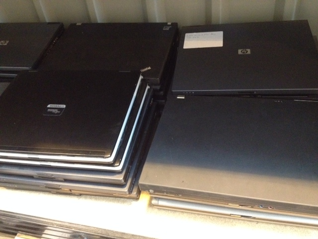 Core 2 duo and Pentium M laptops