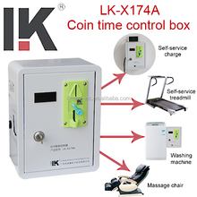 Easy operation ! LK-X174A public mobile phone coin-op charging station