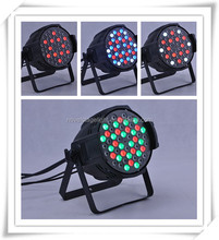 HI-COOL disco light world best selling product 54*3w RGBW par can