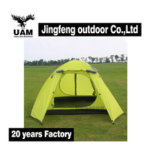 ultra light polyester fabric camping tent