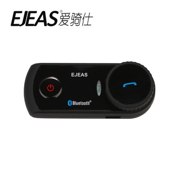 2016 E2 bluetooth intercom for motorcycle helmet wireless bt headset 4 riders connect 2 riders full duplex talking
